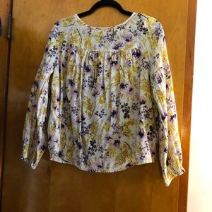 Old Navy L Blouse Worn 2x